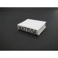 Matisse Art Book with White Cover