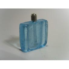 Glass Bottle in Blue