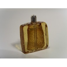 Glass Bottle in Gold