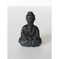 Buddha Statue with Black Finish