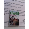Dwell Magazine June 2008 Issue