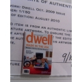 Dwell Magazine October 2009 Issue