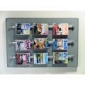 Large Wall Hanging Magazine Rack