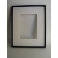 Picture Frame Blank - Large Black