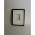 Picture Frame Blank - Small Black