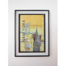 New York Poster Print