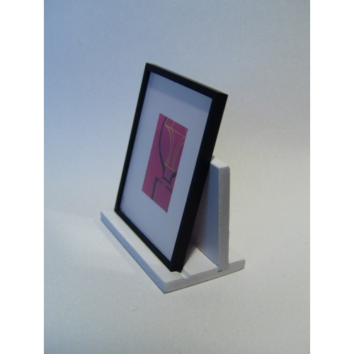 picture frame stand small