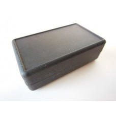 Rectangle Storage Box - Black Steel Finish
