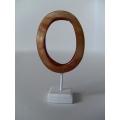 Oblong Stone Ring