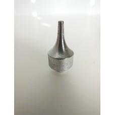 Silver Cylinder Vase