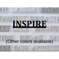 """""""Inspire"""" Word Art"""