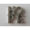 "Large ""Hope"" Word Block"