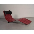 Perf Chaise in Red