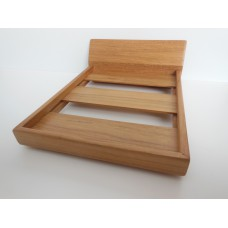 Ellis Bed in Teak