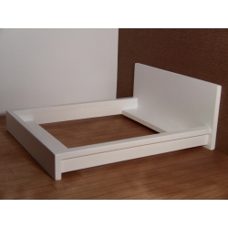 Modern Dollhouse Furniture M112 Pods White Platform