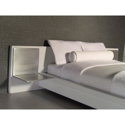 aluminum platform bed 2
