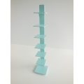 Tower Bookcase in Light Blue