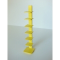 Tower Bookcase in Yellow