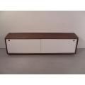 MCM Sideboard with Wood Base