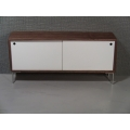 MCM Sideboard with Metal Legs