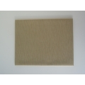 Khaki Wave Area Rug