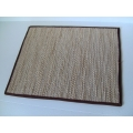 Sisal with Brown Border Area Rug