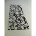 Graffiti Runner Rug