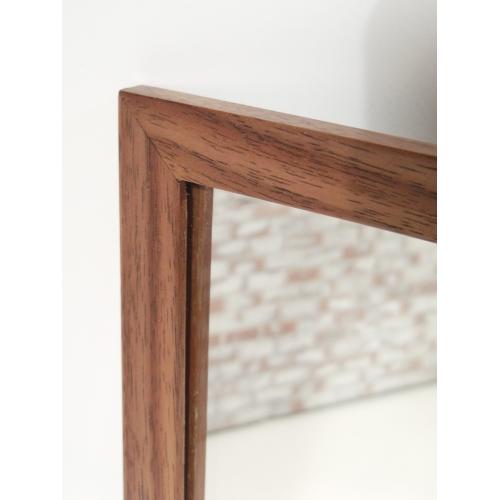 Modern Dollhouse Furniture | M112 PODS | Walnut Framed Floor Mirror ...