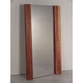 Tulipwood Floor Mirror