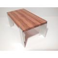 L Angle Rosewood Desk