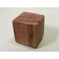 Olive Wood Cube