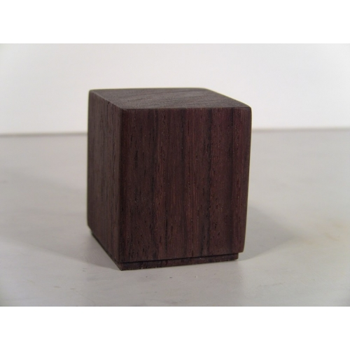 Modern Dollhouse Furniture M112 Pods Wood Cube By Paris Renfroe Design