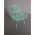 Bertoia Chair in Light Blue