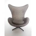 Egg Chair in Café Fabric