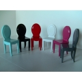 Ghost Dining Chair in Painted Finish