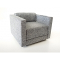 Metro Chair in Light Gray