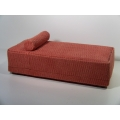 Orange Lubi Style Daybed