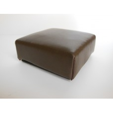 Olive-Brown Ottoman