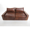 Davis Sofa in Vintage Brown