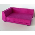 Uno Sofa in Pink