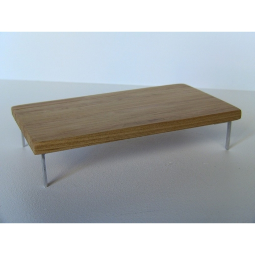 Modern Dollhouse Furniture M112 Pods Cypress Coffee Table By Paris Renfroe Design
