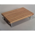 MDO Coffee Table with Pipe Leg