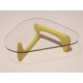 Noguchi Table in Yellow