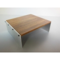 Omni Coffee Table in Ipe