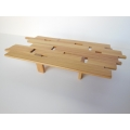Puzzle Coffee Table in Cypress