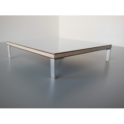 White Laminate Coffee Table