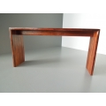 Addison Console Table in Cocobolo