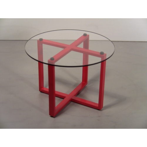 Modern Dollhouse Furniture M112 PODS X Dining Table In