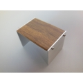 Omni Side Table or Bench in Ipe