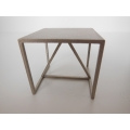 Strut Side Table in Champagne